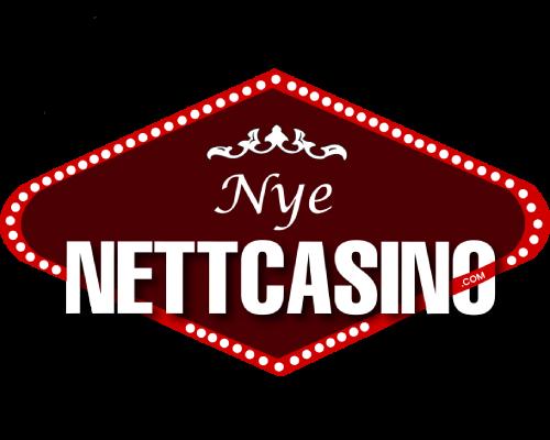 Nye nettcasino logo